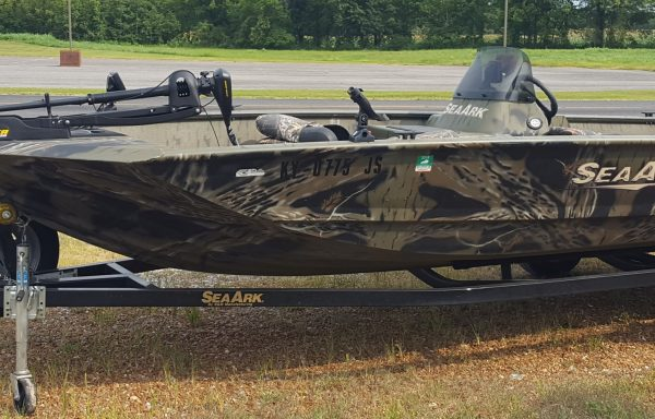 Used 2016 SeaArk RXV-186 Fishing Boat