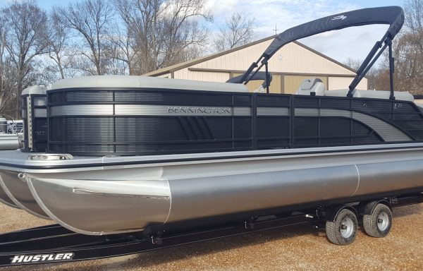 "SOLD, MORE ON THE WAY 2021 Bennington 23LFB ""FastBack Quad"""
